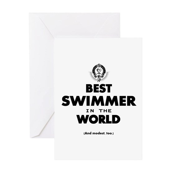 The Best in the World – Swimmer