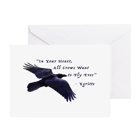 All Crows Fly Free