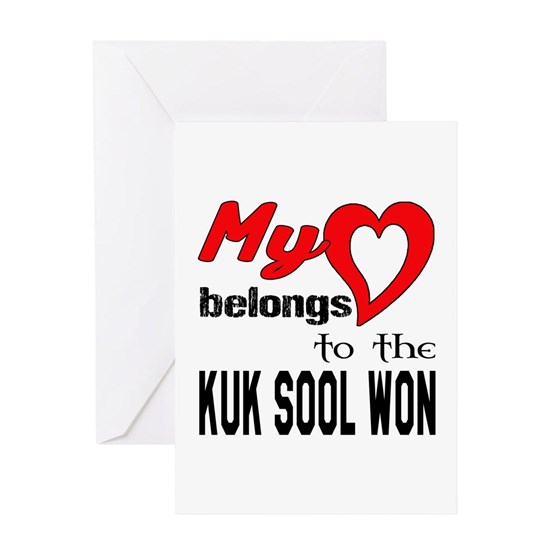 My Heart Belongs To The Kuk Sool Won