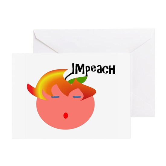 Impeach the peach
