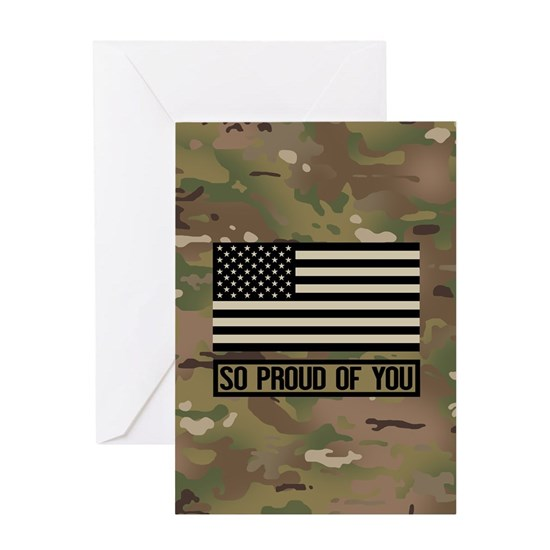 So Proud of You: Military Camouflage