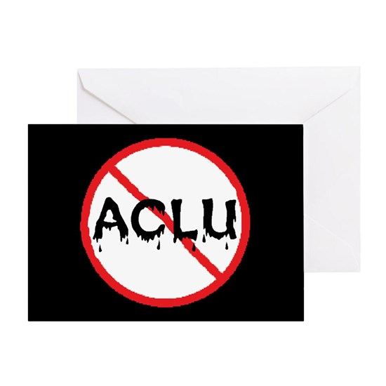 YARD SIGN NO ACLU