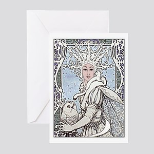 Snowflake Queen Greeting Cards (Pk of 20)