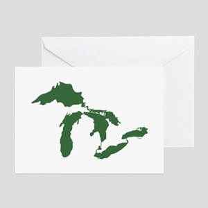 Great Lakes Greeting Cards