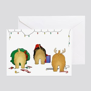 Norfolk Terrier Christmas Greeting Cards (Pk of 20