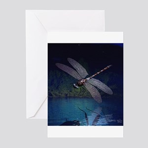 dragonfly10asq Greeting Cards (Pk of 20)