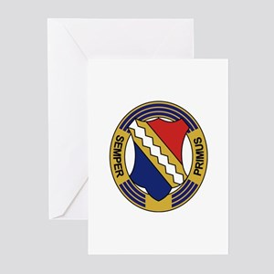 1st Infantry Regiment Greeting Cards (Pk of 20)