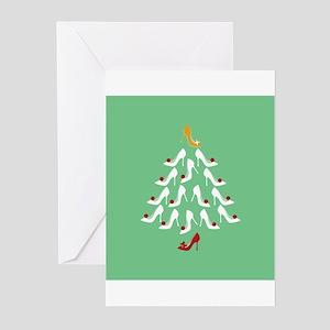 shoe-tree_b.pn Greeting Cards