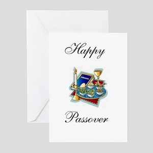 Passover Wishes Greeting Cards (Pk of 20)