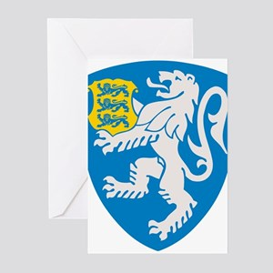 Estonia Greeting Cards