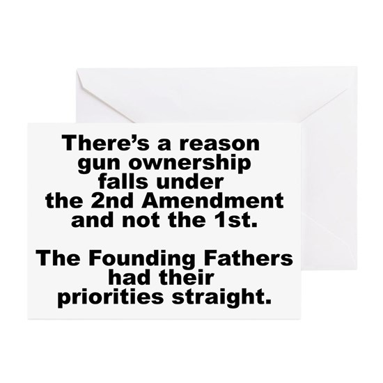 Founding Fathers' Priorities