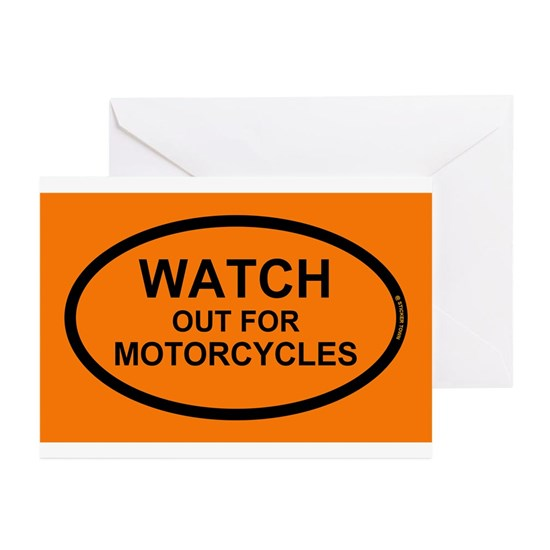 Watch Out For Motorcycles