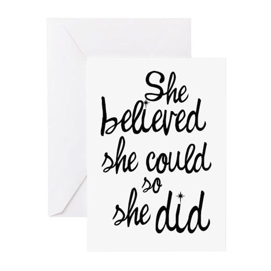 Believed