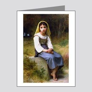 Bouguereau Note Cards (Pk of 10)