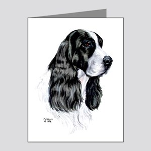 English Springer Spaniel Note Cards (Pk of 10)