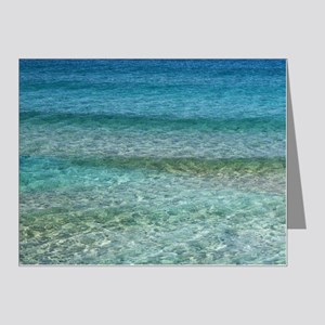 Ocean001 Note Cards (Pk of 10)