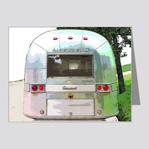 Vintage Airstream Note Cards (Pk of 10)