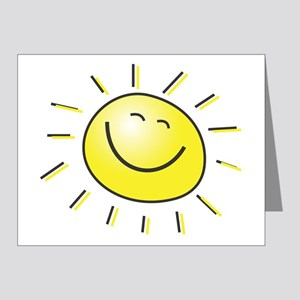 Sunshine Note Cards (Pk of 10)