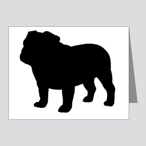 bulldog Note Cards (Pk of 10)