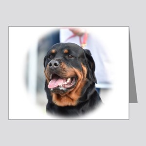 Rottweiler Note Cards (Pk of 10)