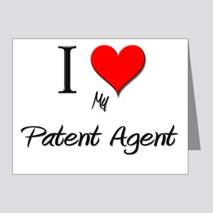 Patent-Agent66 Note Cards (Pk of 10)