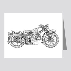 1935 Motorcycle Note Cards (Pk of 10)