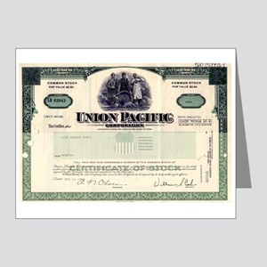 Union Pacific Note Cards (Pk of 10)