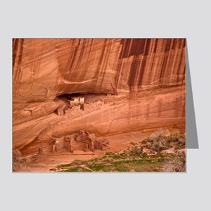 Cave dwellings Note Cards (Pk of 10)