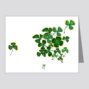 The Green Note Cards (Pk of 10)