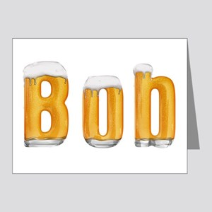 Bob Beer Note Cards (Pk of 10)