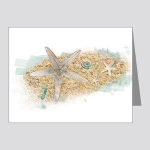 Sea Treasure Note Cards