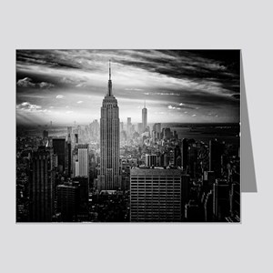 New York Note Cards (Pk of 10)