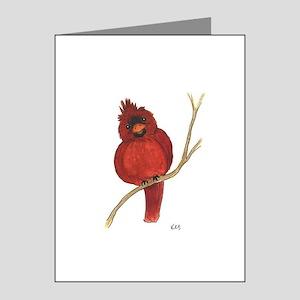 Cardinal Note Cards (Pk of 10)