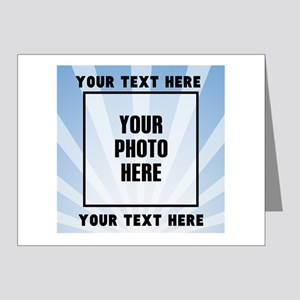 Personalized Sports Note Cards (Pk of 10)