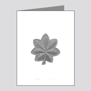 Army-506th-PIR-LtCol-Spade Note Cards (Pk of 10)