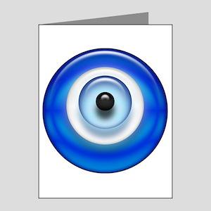 Evil Eye Note Cards (Pk of 10)