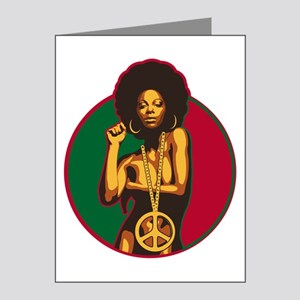 Power to the People Note Cards (Pk of 10)