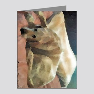 Yellow Lab Note Cards (Pk of 10)