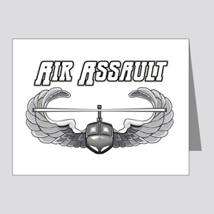Army Air Assault Note Cards (Pk of 10)