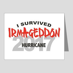 Hurricane Irma Survivor Note Cards