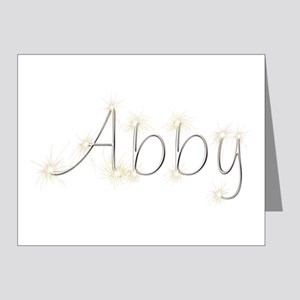 Abby Spark Note Cards (Pk of 10)