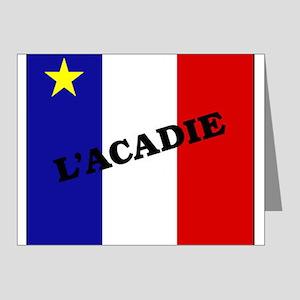 L'Acadie Note Cards (Pk of 10)