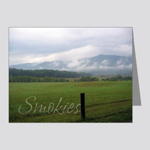 Smokies Cades Cove Note Cards (Pk of 10)