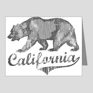 California Bear Note Cards (Pk of 10)