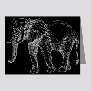 African Elephant Note Cards (Pk of 10)