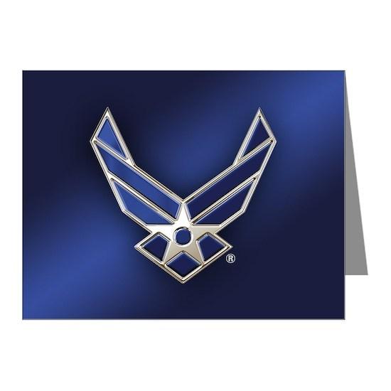 USAF U.S. Air Force Logo