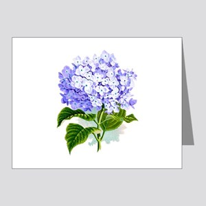 Hydrangea Note Cards (Pk of 20)