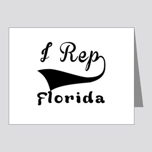 I Rep Florida Note Cards (Pk of 20)