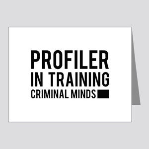 Profiler in Training Note Cards (Pk of 20)