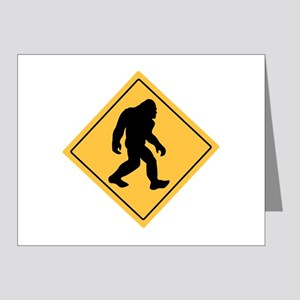 Sasquatch Note Cards